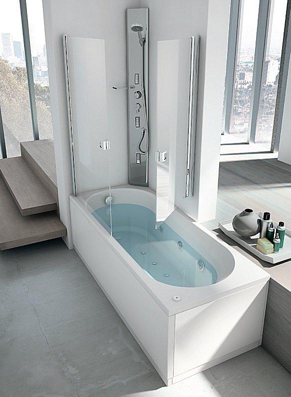 vasche idro combinata doccia – stilbagnocasa srl